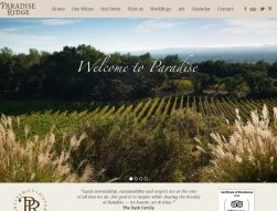 Paradise Ridge Winery – Kenwood
