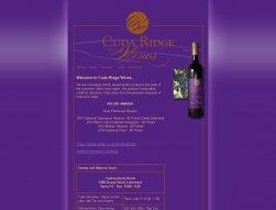 Cuda Ridge Wines