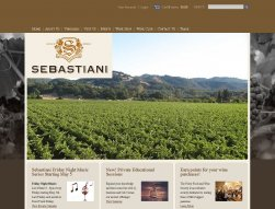 Sebastiani Vineyards & Winery