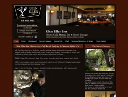 Glen Ellen Inn Oyster Grill & Martini Bar