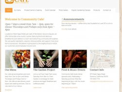 Community Cafe & Catering