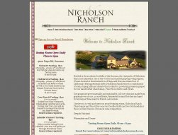 Nicholson Ranch Winery