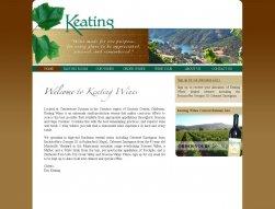 Keating Wines