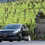 Apex Limo Service at Inglenook, Historic Napa Valley Wine Estate