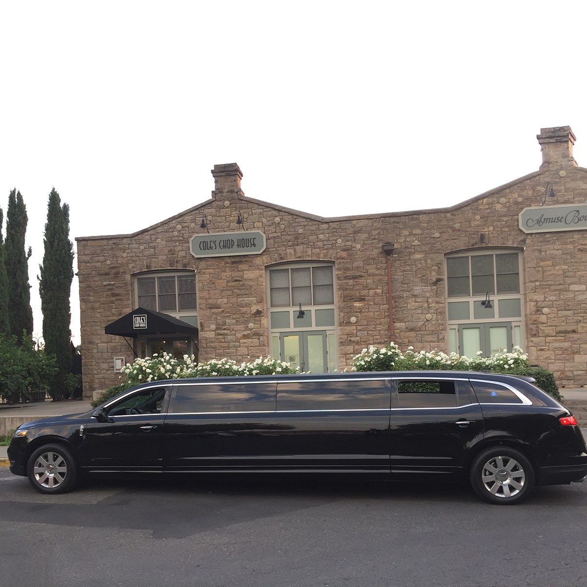 Apex Limousine Service and Wine Tours in San Francisco and