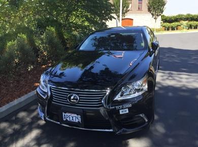 Lexus LS 460 L AWD