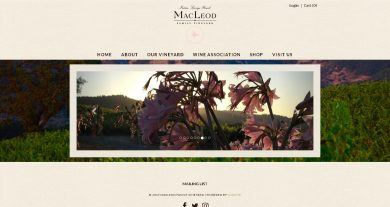 Macleod Family Vineyard Apex Transportation And Tours